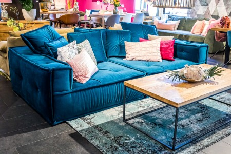 Sofa Marrakesh Paris Navy